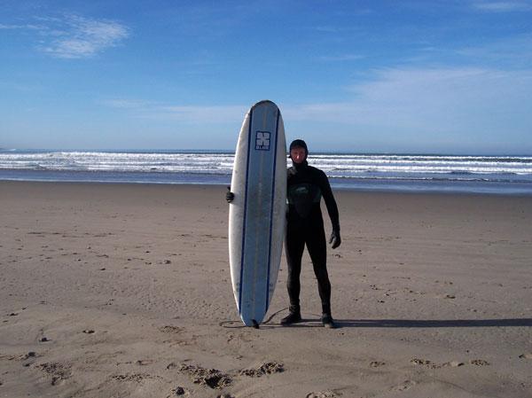 Surfer testimonial